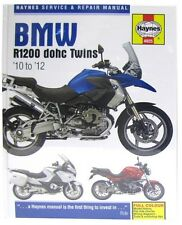 NEW Haynes Manual For BMW R1200R,RT,GS,GS Adventure 10-12