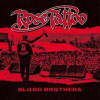 ROSE TATTOO Blood Brothers CD BRAND NEW Bonus Live Tracks