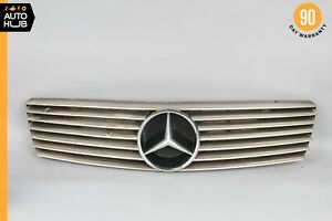 93-99 Mercedes W140 S500 CL500 Coupe 2Dr Hood Center Grille Grill OEM