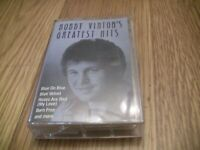 Bobby Vinton's Greatest Hits Cassette tape 1981