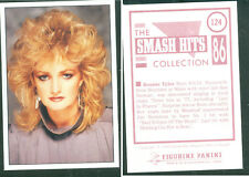 Bonnie Tyler 7x10 cm Sticker! Brand New!! n.124! Notes on the Back! 1986!