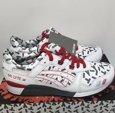 ASICS Tiger Gel-Lyte III GI Joe Storm Shadow Men's Size 10.5 VNDS 1191A251-100