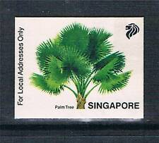 Singapore 1993 Palm Tree S/Adh SG 741 MNH