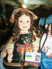 adora limited edition doll Leysa - Ukraine #62 of 200
