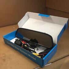 """131GR48 Mini Backup Camera & 4.3"""" Car TFT LCD Mirror Monitor, Night Vision"""