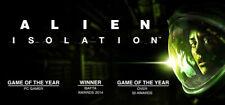 Alien: Isolation STEAM CD Key - REGION FREE