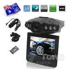 "2.5"" TFT 8GB LCD HD Car Video Recorder Dash DVR Vehicle Camera Road Crash Cam"