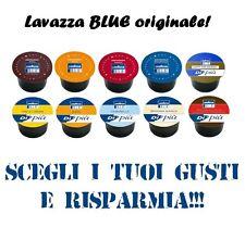100 CAPSULE CAFFE' LAVAZZA BLUE BLU DOLCE RICCO INTENSO DEK A SCELTA CIALDE