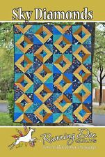Sky Diamonds pattern card by Villa Rosa Designs
