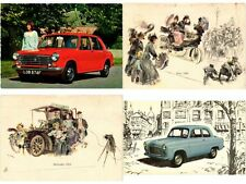 CARS CHARS AUTOMOBILES 32 CPA Moslty Pre-1940