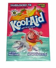 Kool-Aid Drink Mix Sharkleberry Fin 10 Packets
