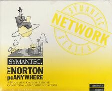 Symantec The Norton pcAnywhere 5.0 DOS Vintage New Sealed Check it out!