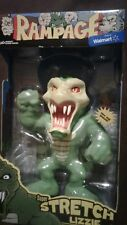 Rampage the movie Exclusive Super Stretch Lizzie Toy - Midway Classic  Armstrong
