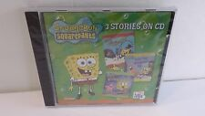 Spongebob Squarepants 3 Stories on Cd New In Package Hands Off And the Winner Is