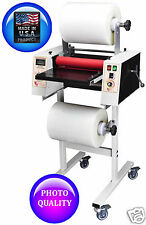 Pro Lam Pl1200hp Rocket Hot 12 Roll Laminator With Stand American Made New