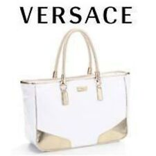 100%AUTHENTIC Ltd Edition HUGE VERSACE GOLD COUTURE Weekend /Luggage /Travel BAG