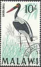 Timbre Oiseaux Malawi 103 o (30147) - cote : 12 €