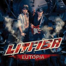 LITFIBA - EUTOPIA - 2LP VINYL NEW SEALED 2016