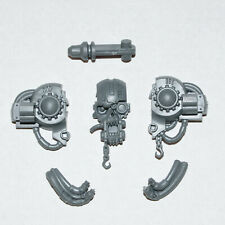 Chaos Knights Knight Desecrator Head - G2149