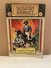 Vtg Comic Book The Saga Of Toussaint L'Ouverture And The Birth Of Haiti 1966