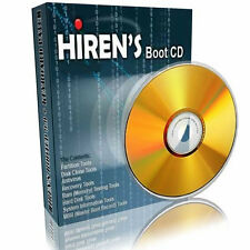 Hirens 15.2 Bootable Repair CD