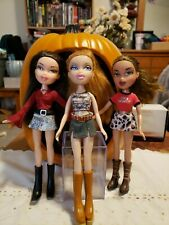 Bratz Doll Lot 3 Dolls Nude for Ooak or Play Please Read