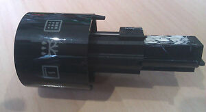 ZANUSSI ZOP37902BK OVEN RETRACTABLE FUNCTION CONTROL KNOB (Black) Genuine (Z27B)