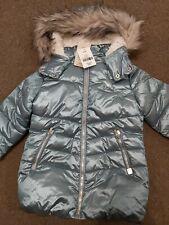Girls age 4 coat NEXT BNWT