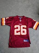Clinton Portis Washington Redskins NFL Jersey Reebok Men's S