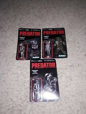 ReAction Predator Figure~ Predator, Masked & Invisible