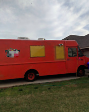 Used Chevrolet 27 Step Van Food Truck Mobile Kitchen On Wheels For Sale In Okla