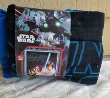 "Star Wars No Sew Throw Fleece Kit 43"" x 55"""
