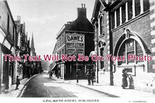 SP 233 - G.P.O, South Street, Dorchester, Dorset - 6x4 Photo