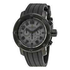 TW Steel Grandeur Tech 45 MM Tachymeter Chronograph Mens Watch TW128