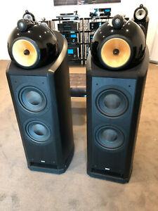 Bowers & Wilkins Nautilus N802 Speakers
