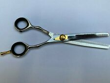 """***Professional Stainless Steel Double Combo Thinning Scissors 6.5""""***"""