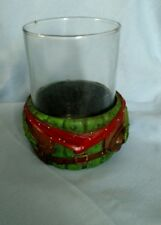 New Ceramic Green Barrel Cactus Bathroom Vanity Drinking Glass