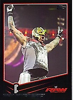 2013 Topps WWE Wrestling Insert/Parallel Singles (Pick Your Cards)