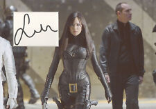 SIENNA MILLER Signed 12x8 Photo Display G.I. JOE & STARDUST COA