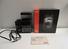 "RARE Vintage New AEG W. Germany ""Black Line""  Espresso Coffee Mill Grinder Nice!"