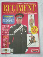 REGIMENT MAGAZINE: THE YEOMANRY  ,1794-1994,No.5 ,von1995