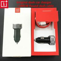 Original OnePlus 6 6T Dash Charger Car Charger Type USB-C Cable For 3T 5 5T