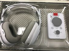 ASTRO Gaming A40 TR Headset + MixAmp Pro TR for Xbox One - White