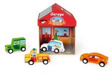 Scratch Speeldoos Garage 2-in-1 5 Teile