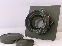 🟢MINT+🟢Schneider Kreuznach Symmar-S 150mm f/5.6 Copal No.0 From JAPAN 665