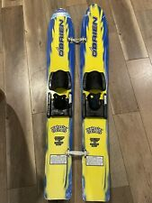 Obrien O'Brien Wakestar Trainers Junior Youth Water Skis Sports Nice Condition
