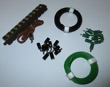 Plug, Litz Wire and Distributor Plate with Plug Neu