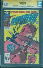 Daredevil 181 CGC SS 9.8 Stan Lee Sign Death Elektra TV Key Frank Miller