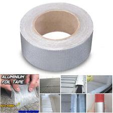 US Super Strong 1mm*50mm*5M Tape Butyl Rubber Aluminium Foil Tape Waterproof