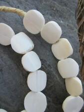 Beads [70907] African White Bone